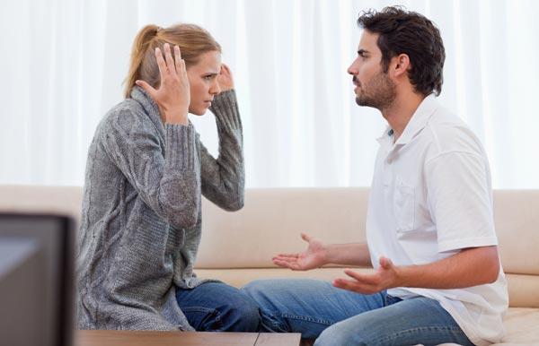 راه های طلاق گرفتن زن از مرد