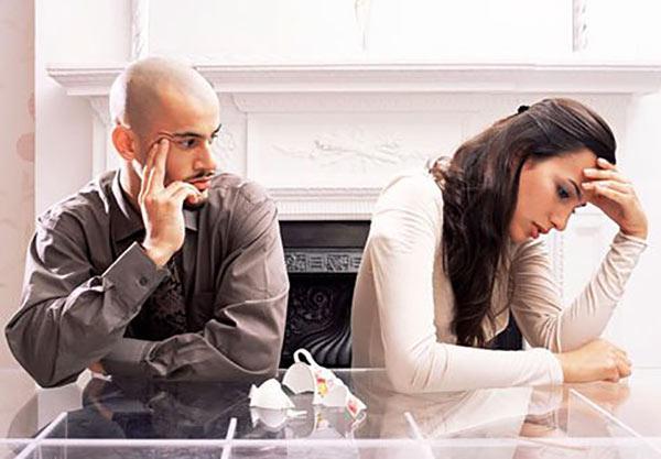 شروط طلاق توسط زن