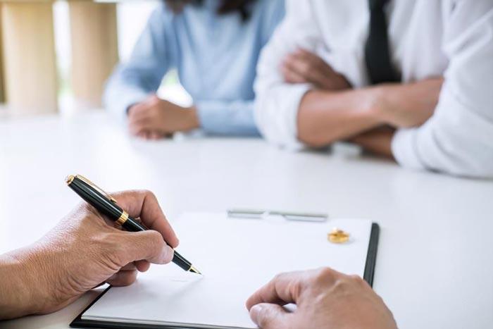 مشاوره طلاق توافقی