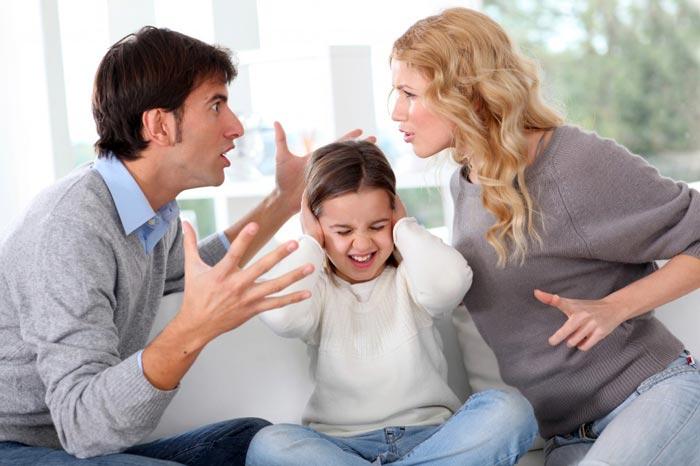 مشاوره طلاق برای کودکان