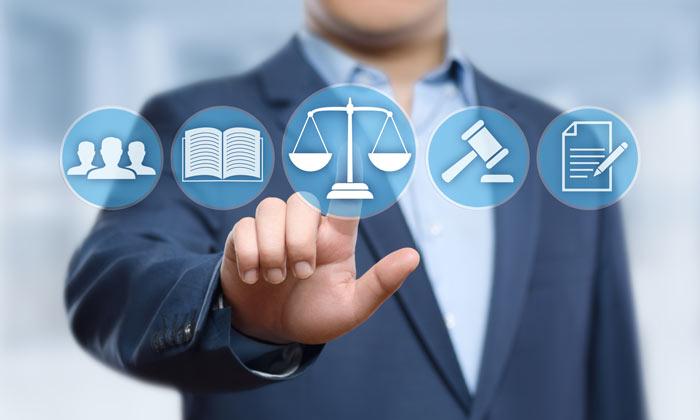 انتخاب وکیل حقوقی