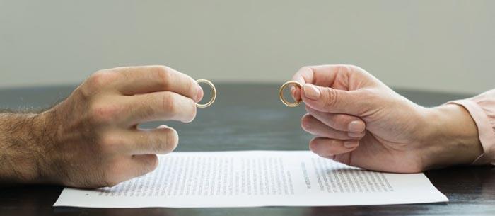 قوانین طلاق در دوران عقد